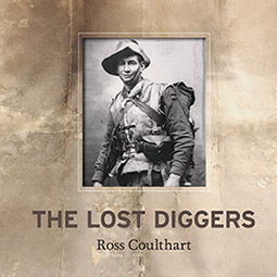 Lost diggers book